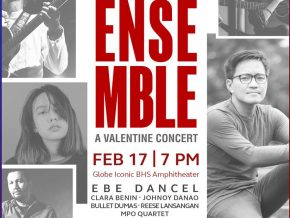 Globe Live Ensemble: Go on a post-Valentine date with OPM artists