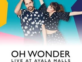 Oh Wonder returns to the Manila for Ayala Malls Shows