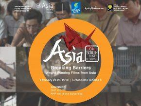 Asia On Screen 2018