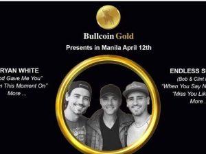 Bryan White and Endless Summer for Bullcoin Gold Tour @ San Juan   Metro Manila   Philippines