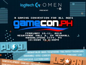 GameCon 2018: New Generation Gaming