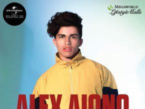 Alex Aiono Manila Tour 2018