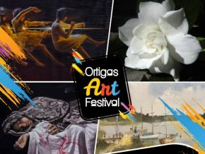 Ortigas Art Festival at Capitol Commons