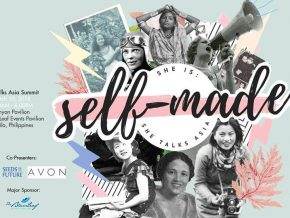 She Talks Asia Summit 2018: She is Self-Made