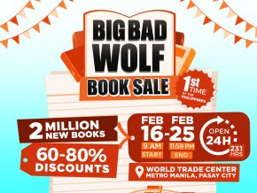 Big Bad Wolf Book Sale: Book Lovers are Going Loco!