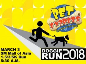 Pet Express Doggie Run 2018