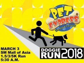 Pet Express Doggie Run 2018