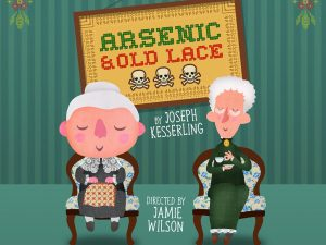 REP's Arsenic and Old Lace @ Makati   Philippines