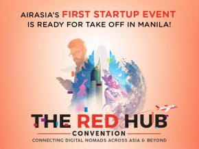 Calling all Digital Nomads to AirAsia's The Red Hub Convention
