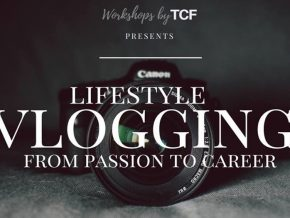 Lifestyle Vlogging Workshop in BGC: From Passion to Career