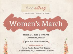 HerStory 3: Women's March