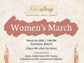 HerStory 3: Women's March