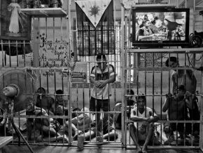 Bursting at the Seams Exhibit: A look inside Philippine prisons