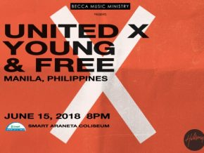 UNITED X Young and Free Concert This June Rocks With J.C.