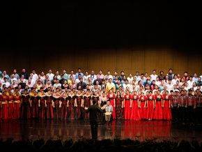 CCP holds 14th Hands-on Choral Workshop