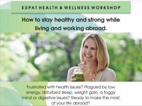 Expat Health and Wellness Workshop