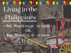 Living in the Philippines with Julia Holz