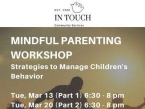 Mindful Parenting Workshop