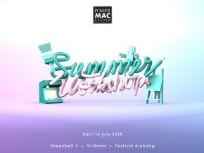 Summer Workshops 2018 from Power Mac Center