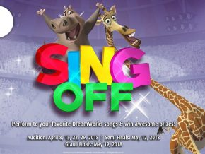 DreamPlay's Sing Off 2018