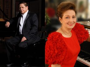 The rarest of treats: Pianists Sunico, Santamaria to perform at CCP