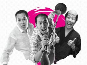 Comedy Nights at Open Kitchen presents: Alex Calleja, James Caraan, and Yuki Horikoshi