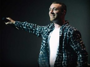 Sam Smith to return to Manila for 2nd concert