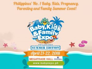 7th Baby Kids and Family Fair @ Philippines