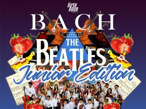 Bach vs The Beetles: Junior Edition