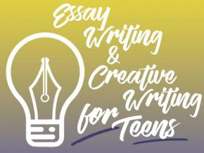 Creative Writing for Teens at Ayala Museum