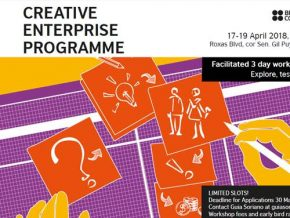 Nesta's Creative Enterprise Workshop