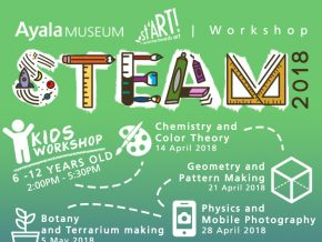 st'ART! STEAM Workshop for Kids