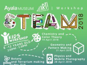 st'ART! STEAM Workshop for Kids @ Ayala Museum   Makati   Metro Manila   Philippines