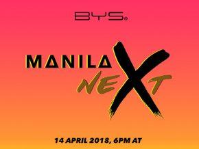 Manila x Festival at Cove Manila