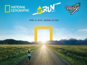 Nat Geo Earth Day Run 9 to be held at SM Mall of Asia