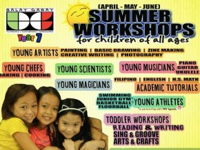Balay Gabay's Batch 2 Summer Workshops