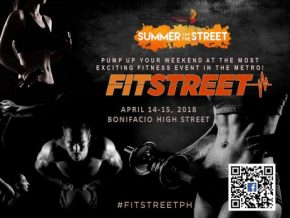 FitStreet 2018 in Bonifacio High Street