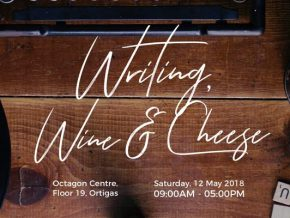 TANDA's Writing, Wine & Cheese