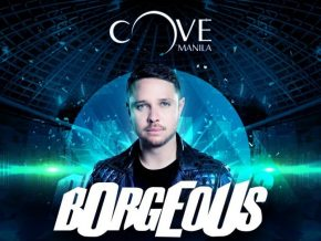 Borgeous at Cove Manila