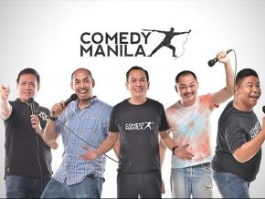 Comedy Manila at New World Manila Bay
