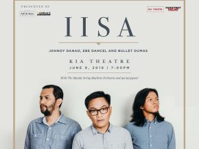 Johnoy Danao, Ebe Dancel, and Bullet Dumas to stage Big Concert at Kia Theatre
