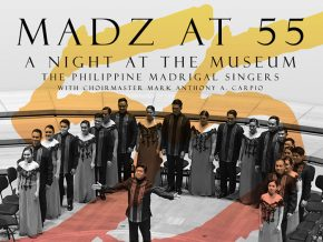 Philippine Madrigal Singers Celebrate Their 55th Year at Ayala Museum