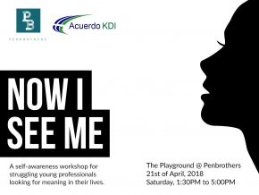 Now I See Me: A Self Awareness Workshop in Makati