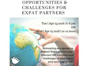 Opportunities and Challenges for Expat Partners Workshop