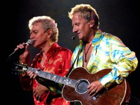 Air Supply Live in Sta. Rosa, Laguna
