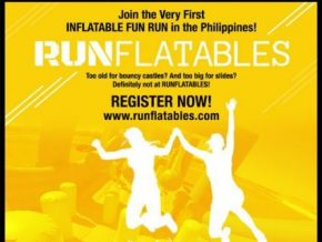 Runflatables in April 2018
