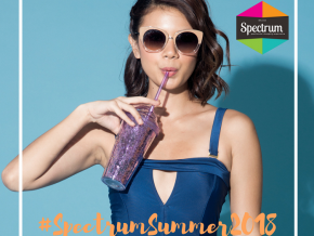 Spectrum Summer 2018 – the Colorful, Spectacular Shopping Experience