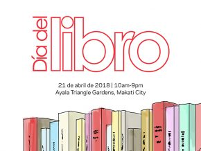 Books and Roses in the Park: Celebrate Día del Libro in Ayala Triangle