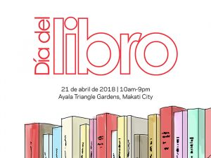 Dia del Libro 2018 @ Ayala Triangle Gardens   Makati   Metro Manila   Philippines