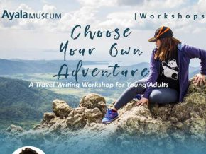 Travel Writing Workshop for Young Adults by April Yap